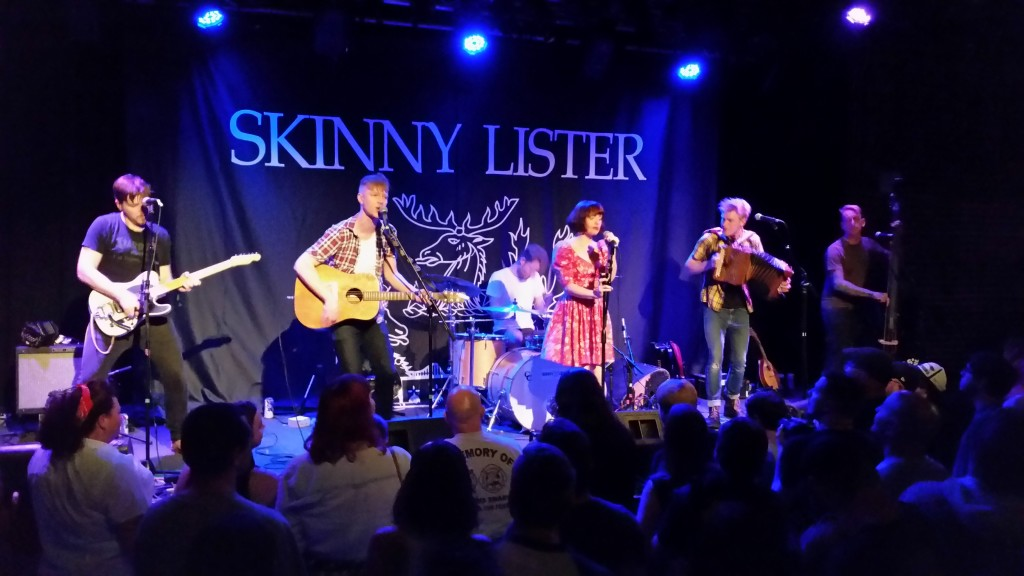 Skinny Lister at The Social, March 23 1996, Pic 2