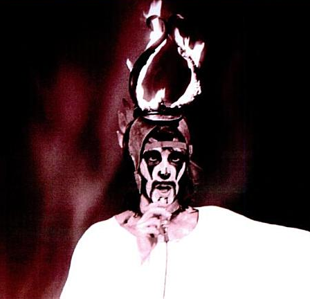 "Arthur Brown singing ""Fire"""