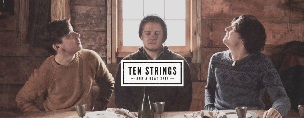 Ten Strings and a Goat Skin